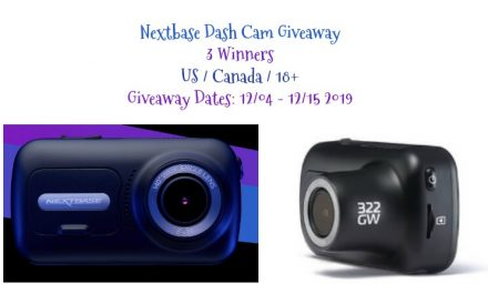 Next Base Dash Cam Giveaway