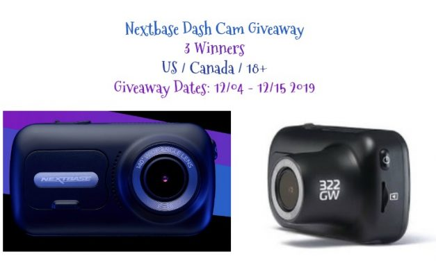 Next Base Dash Cam Giveaway