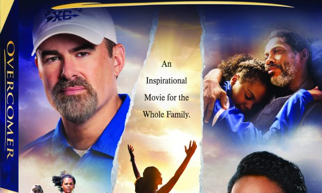 Overcomer Now Available on Blu-Ray and DVD