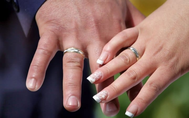 A Man S Simple Guide To Ring Wearing Life With Heidi