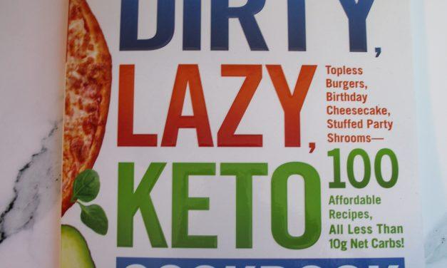 The Dirty Lazy Keto Cookbook