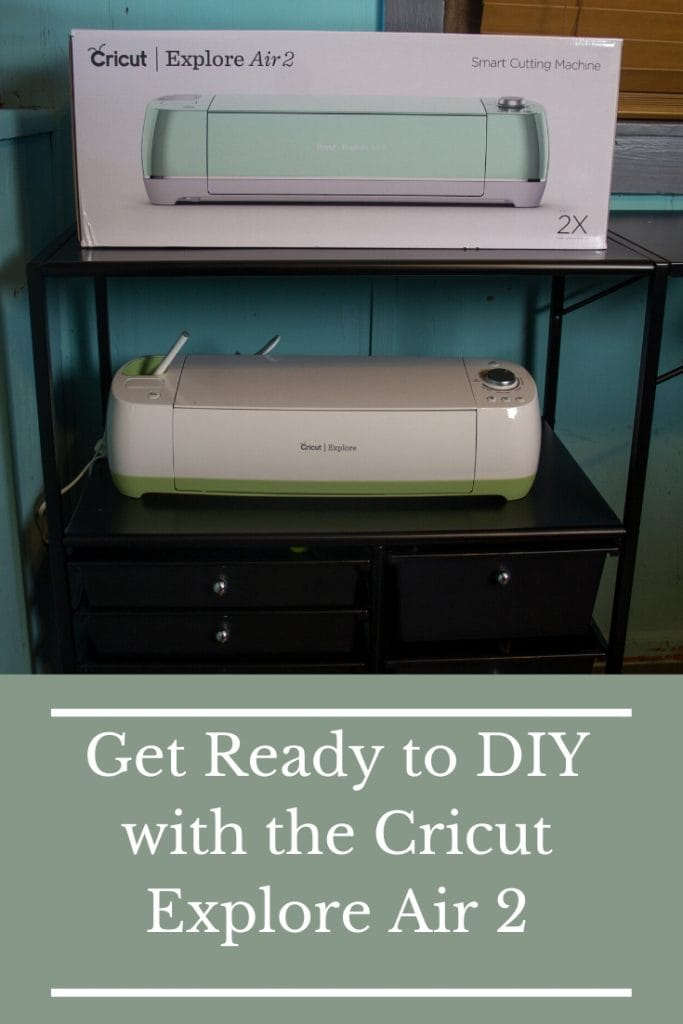 Get Ready to DIY with the Cricut Explore Air 2