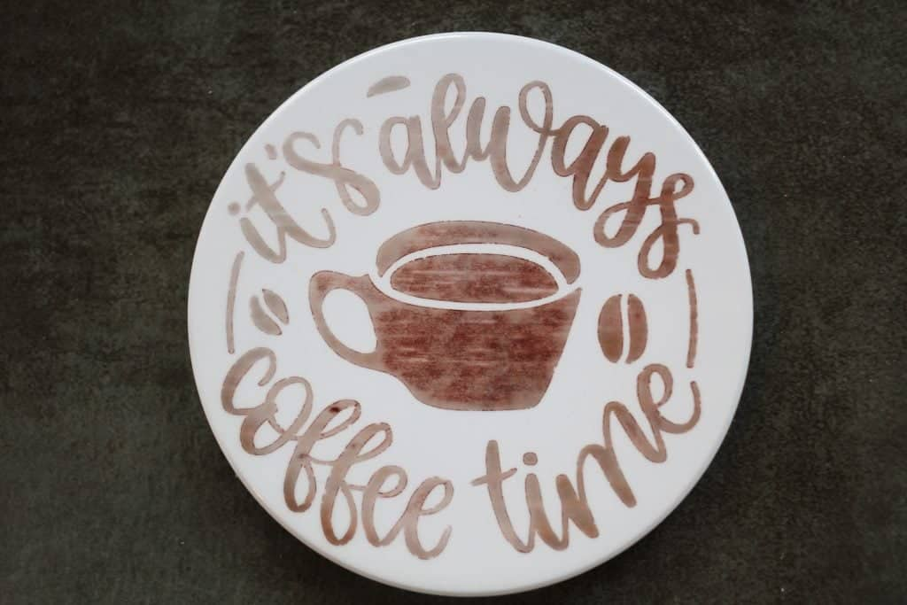 Coffee Themed Coasters