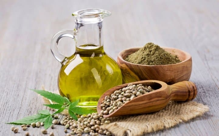 THE KIND KERNEL: AMAZING BENEFITS OF HEMP SEED OIL