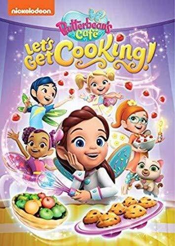 Butterbean's Café: Let's Get Cooking on DVD