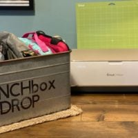 An introduction to The Cricut Maker and a Simple Project