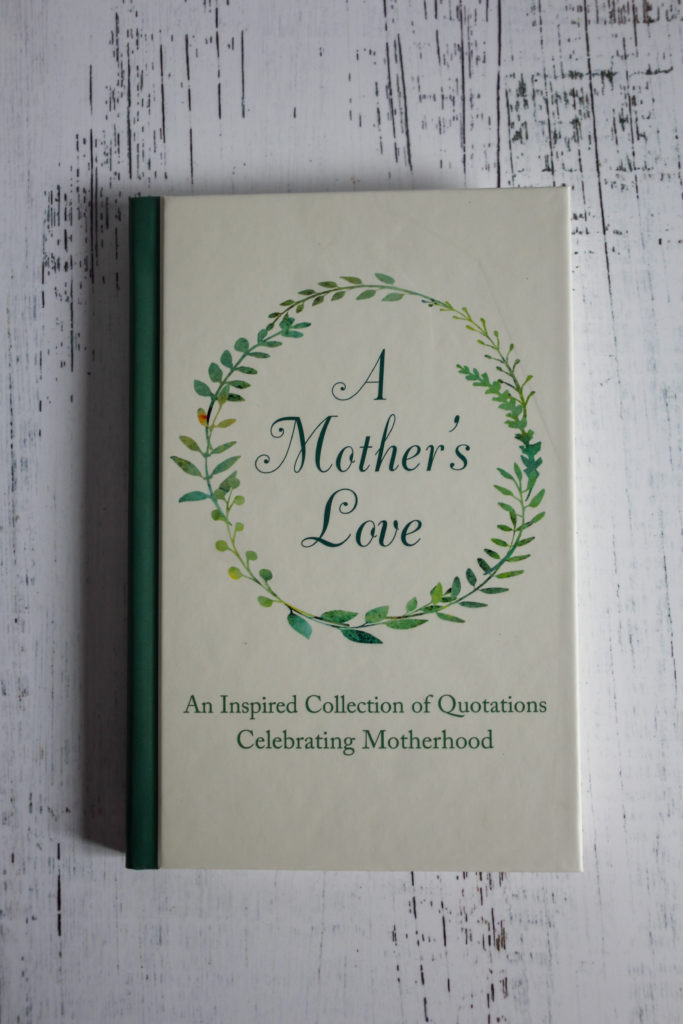 A Mother's Love Book