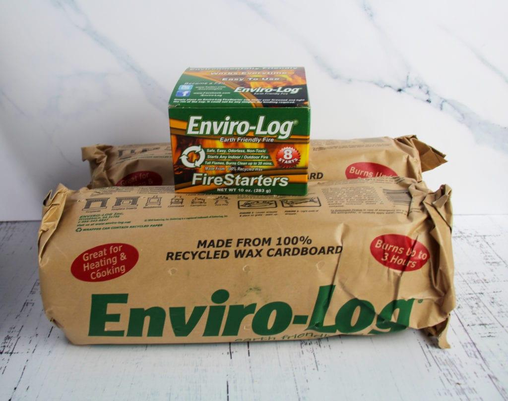 Enviro-Logs Firelogs