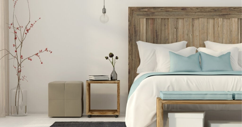How to Make Your Bedroom a Tranquil Place