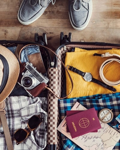 Perfect Packing Traveling Light Can Make all the Difference