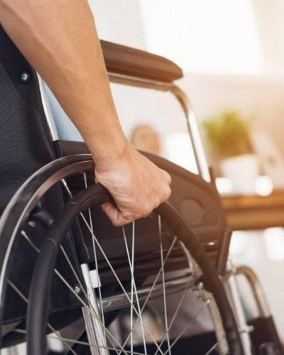 Coping with a sudden disability - the lifestyle changes you can expect