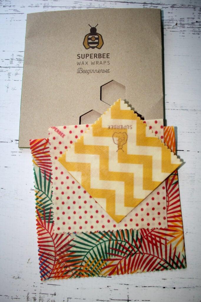 SuperBee Wax Wraps