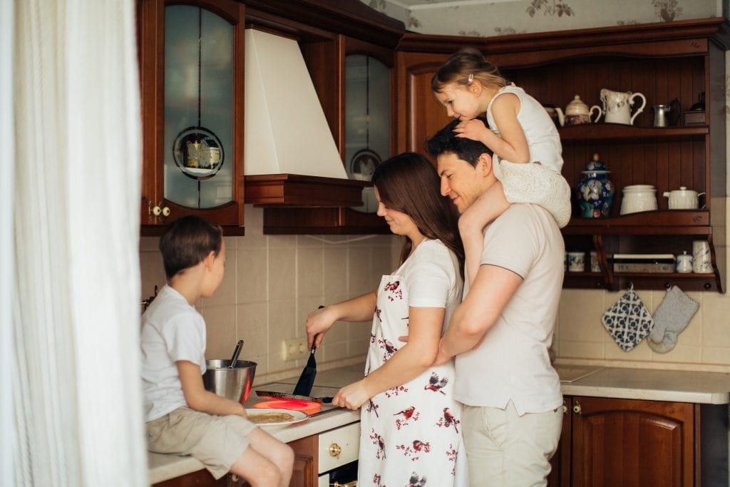 Making Memories And Making Choices: Preparing For Your First Family Home