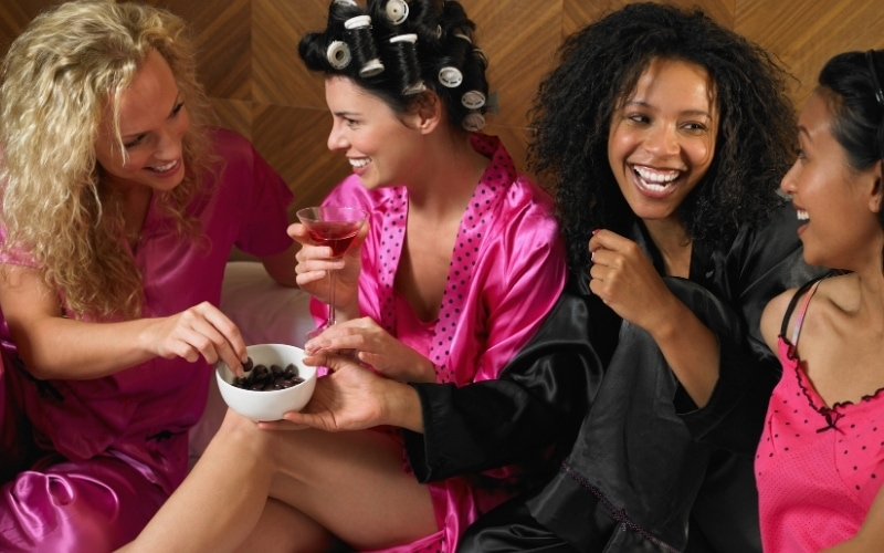 5 Slumber Party Ideas for Adults