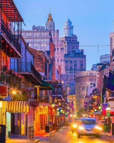 """""""You find as a writer that there are certain spots on the planet where you write better than others, and I believe in that. And New Orleans is one of them."""""""