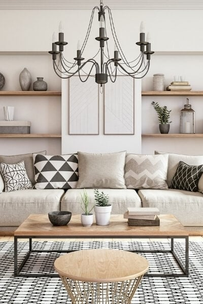Decorate Your Living Room with Canvas Photo Prints!