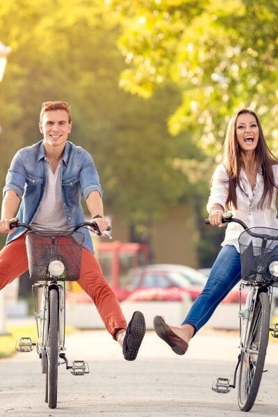 Head Injuries Following a Bicycle Accident: 3 Symptoms of Brain Damage
