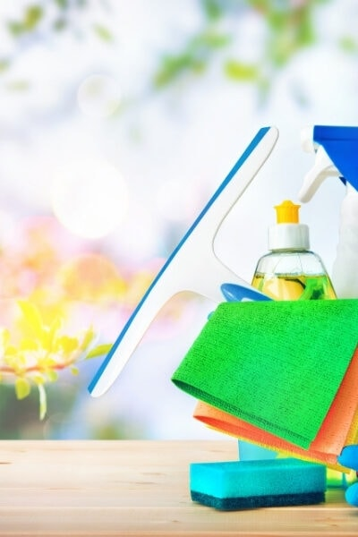 Spring Cleaning Advice