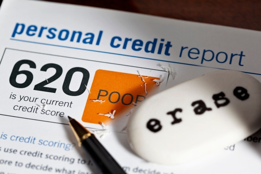What to Do if You Have Below Average Credit